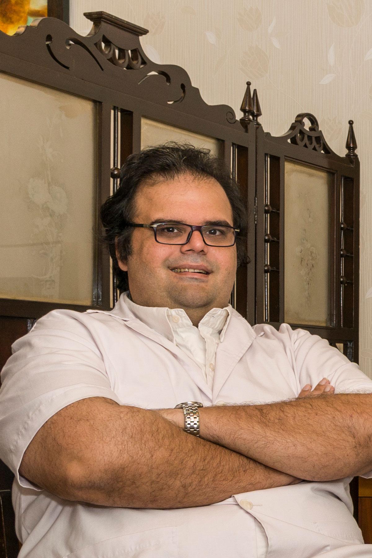 Dr. Ness F. Irani