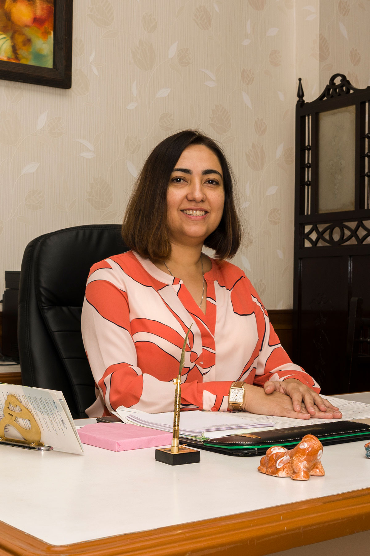 Dr. Scherezade N. Tata Irani, MBBS, DGO